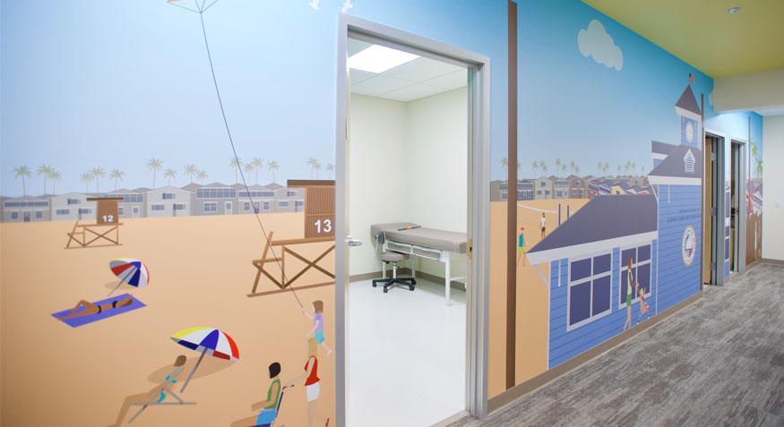 Hoag Pediatrics Newport Beach – 500 Superior