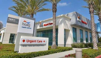 Hoag Urgent Care Irvine – Sand Canyon