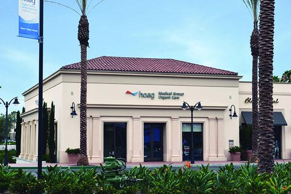 Hoag Family Medicine Irvine – Los Olivos
