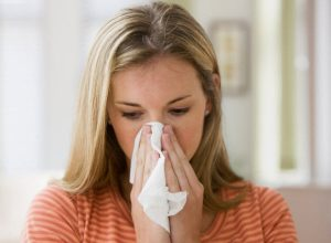 Shoo Away the Ah-Choo: Managing Hay Fever