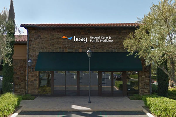 Hoag Family Medicine Irvine – Orchard Hills