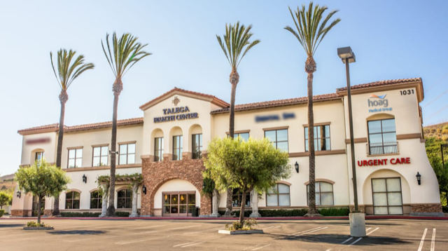 Hoag Family Medicine San Clemente