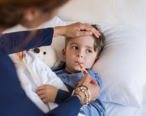 Why Kids May Get Sick Often