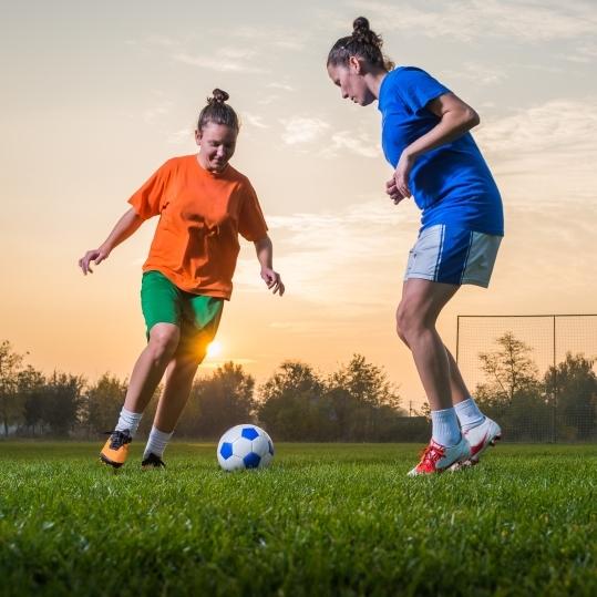 Teen Sports Medicine