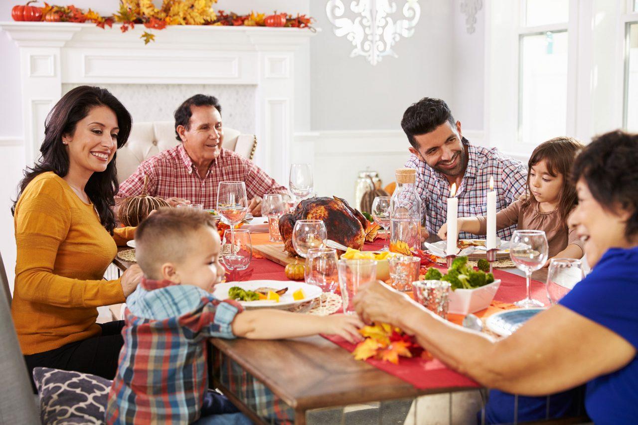 Thanksgiving at Hoag