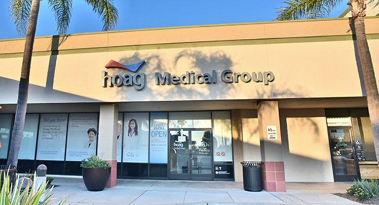 Hoag Family Medicine Costa Mesa