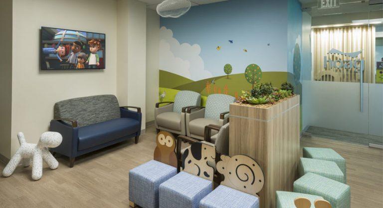 Hoag Pediatrics Tustin Legacy