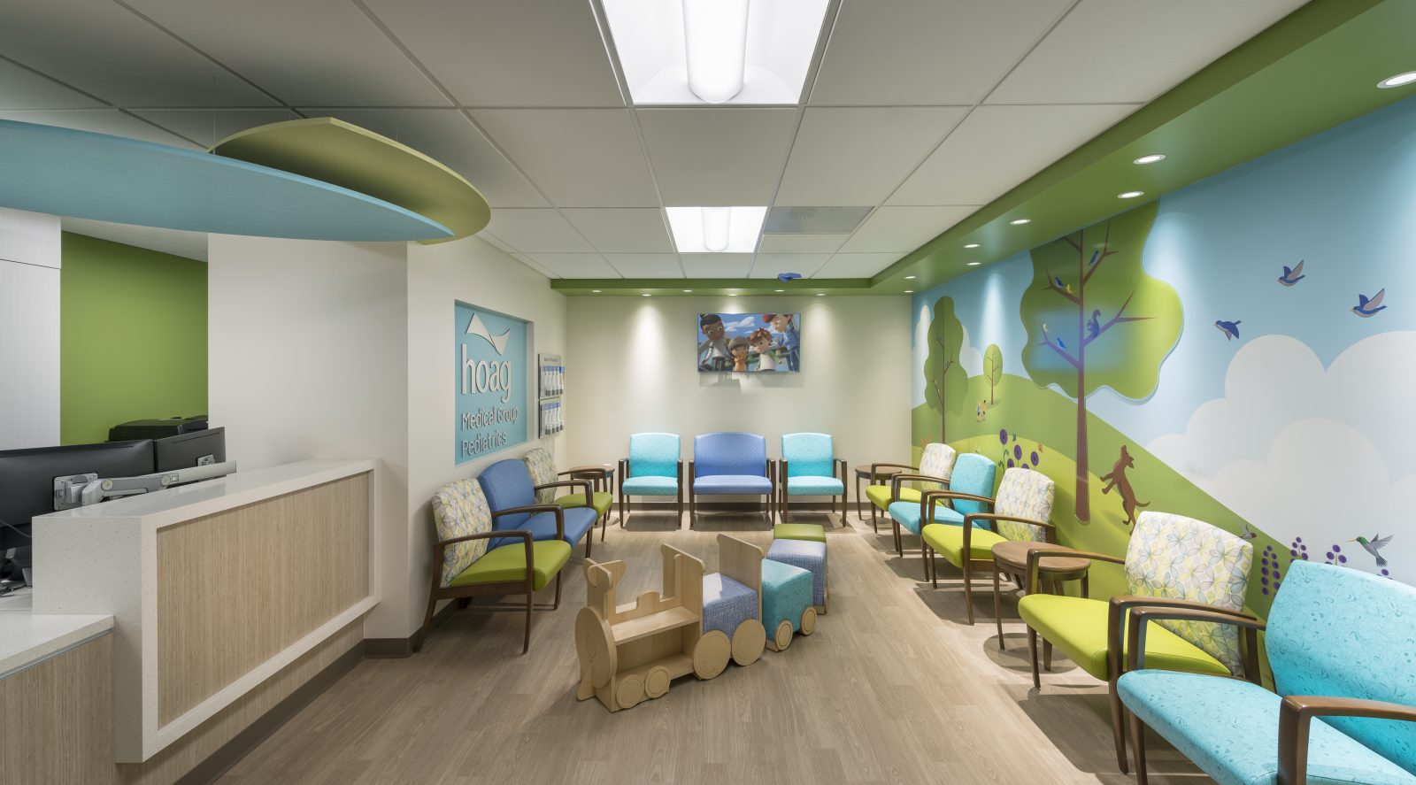 Hoag Pediatrics Irvine – Sand Canyon