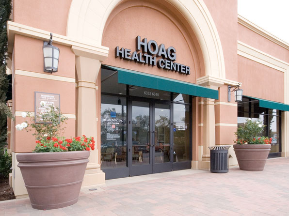 Hoag Family Medicine Irvine – Woodbury
